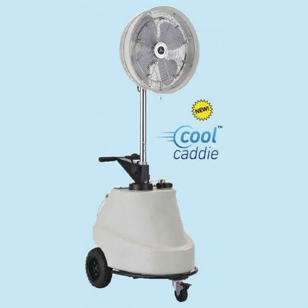 Factory Cooling | Portable Misting Fans