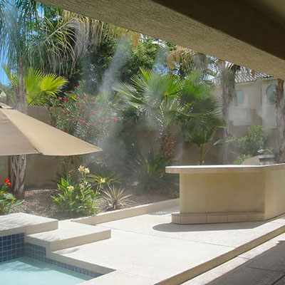 Patio Misters for your Home