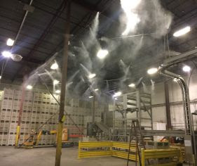 coolzone sports misting fans